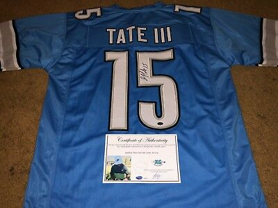 Nice ADULT DETROIT GOLDEN Tate Nike Silver Color Rush Legend Jersey  for cheap