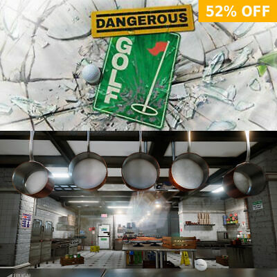 Dangerous Golf - WINDOWS - Region Free Steam Key