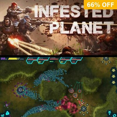 Infested Planet - PC WINDOWS MAC - Steam