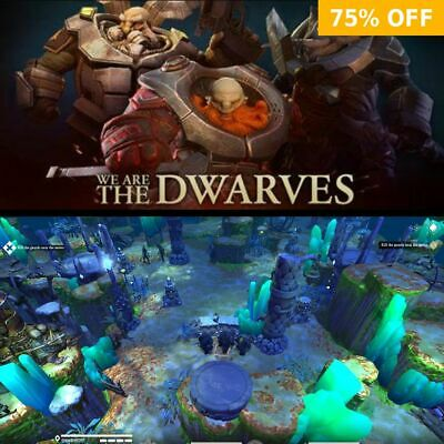 We Are The Dwarves - PC WINDOWS MAC LINUX - Steam