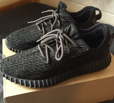 Adidas Yeezy Boost 350 'Pirate Black (2016 Release