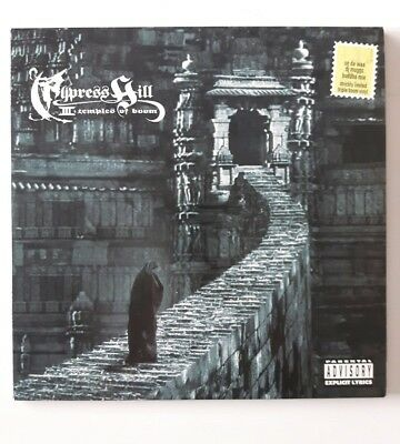 Cypress Hill - III Temples of Boom Vinyl First Press 1995