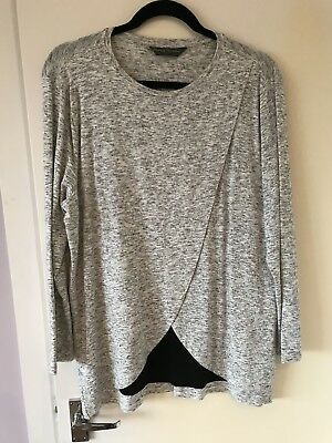 Mothercare Grey Jumper Maternity