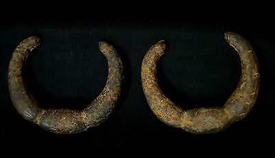 Pair of  19 century slave Leg irons