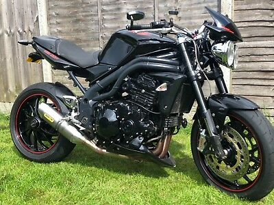 Triumph Speed Triple 1050 John Bloor Special Edition Need Attention
