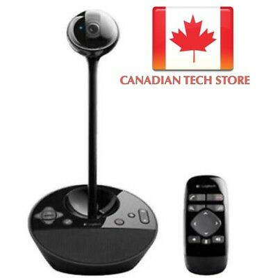 Logitech Conference Cam BCC950 Video Webcam, HD 1080p Camera with Built-In...