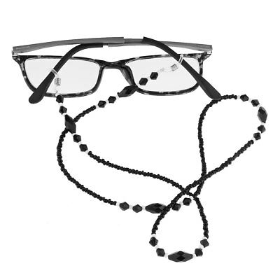 Beaded Eyeglass Chain Sunglass Holder Cord Rope Lanyard Neck Strap Spectacles
