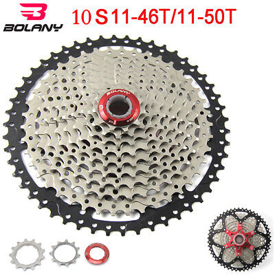 Cycling Sunshine Mtb 11 Speed Bike Cycling Freewheels Bicycle Flywheel 11t-50t Cassette Sporting Goods