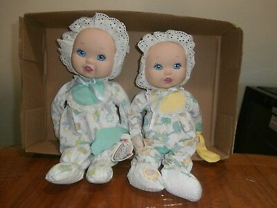 Baby Snoozems Dolls - Set of 2