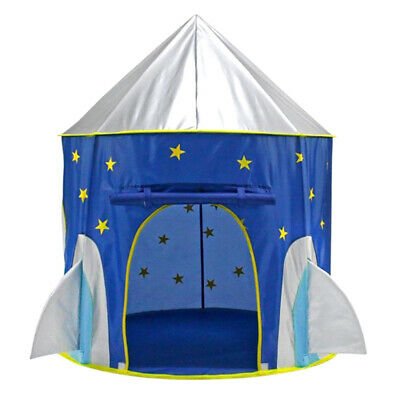 Pliant Space Capsule Pop Up Playhouse Tente w / tapis de coussin tente