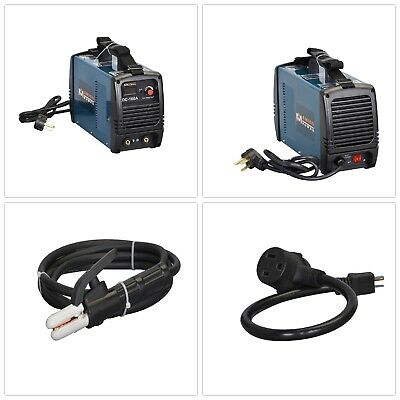 Electric Corded Inverter Welder Dual Voltage Light Weight Heavy Duty Durable