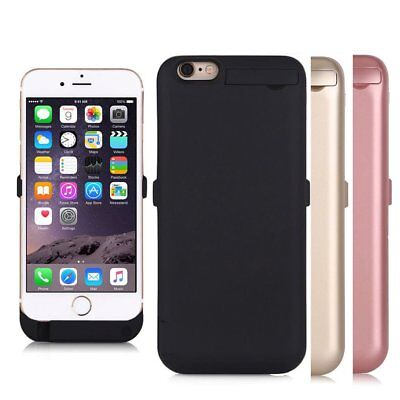 10000mAh Battery Charger Case Backup Power Bank Cover For iPhone 6 Plus 7 8 X