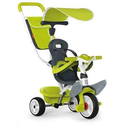 Smoby Triciclo Baby Blade, color verde (Simba Toys 741100)