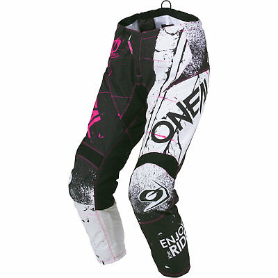 Oneal Element 2019 Shred Ladies Motocross Pants Womens MX Trousers GhostBikes