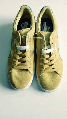69a3ccf7b46 MEN S PUMA ORTHOLITE Shoes Suede Size 9.5 -  35.00
