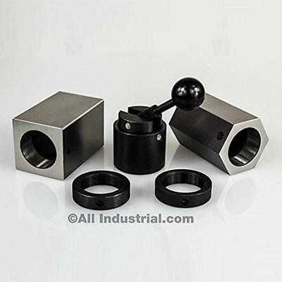 5C-CB Collets Collet Block Set Hex Block, Square And Closer