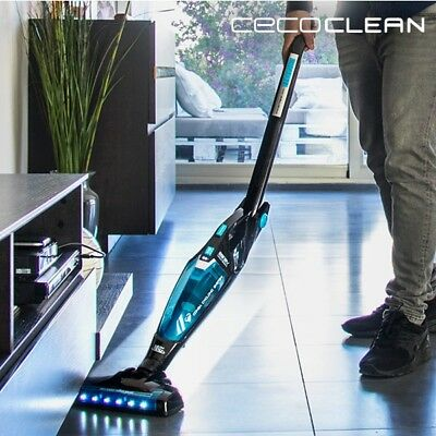 Cecoclean Vacuum Cleaner  Cyclone Ergo Power Hand 0 Extreme 5045 Bag  cable free