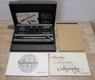 Vintage Sheaffer Calligraphy Set