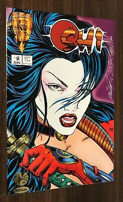 SHI #2 + #3 -- BOTH Signed and Numbered With COA -- Crusade