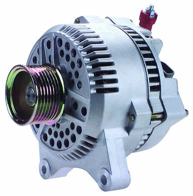 Heavy Duty High Output 200 Amp NEW Alternator Ford F Series p/up E Series Van