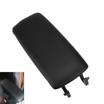 For Audi A4 A6 S4 1998-2005 Black Center Console Armrest Cover Arm Relax Lid