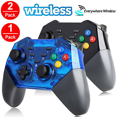 Wireless Pro Gaming Controller Gamepad Joypad Remote for Nintendo Switch Console
