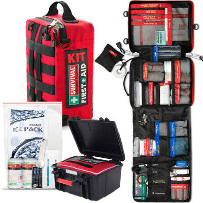 SURVIVAL 4WD First Aid KIT Bundle - The Smart Choice for Off-Roading & Outdoors