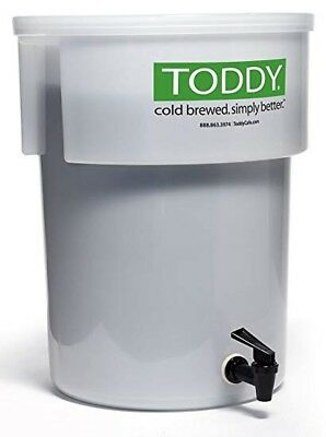 Toddy Commercial 5 Gallon Cold Brew Coffee System Brand New out of box