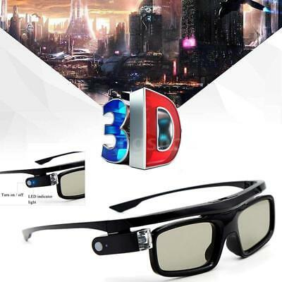 Universal DLP Projector 3D Glasses Active Shutter For Optama Acer ViewSonic G4O1