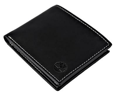 Timberland Men's Genuine Leather New Hunter Passcase Wallet