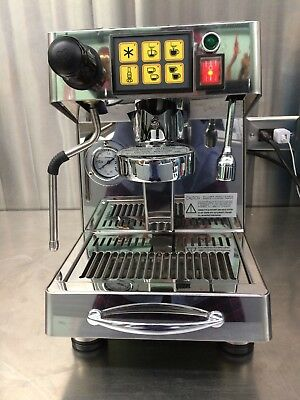 Valentina commercial  espresso machine automatic made in italy