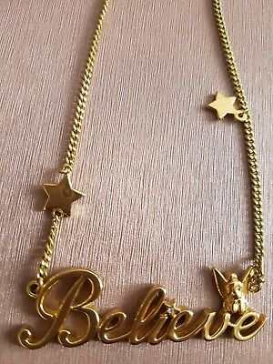 Disney couture necklace - Tinkerbell
