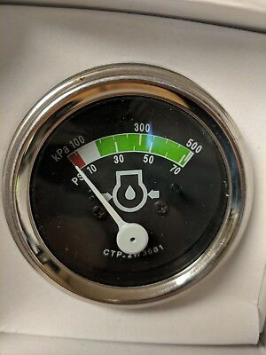 2W3681 Oil Pressure Gauge / Indicator Fits Caterpillar