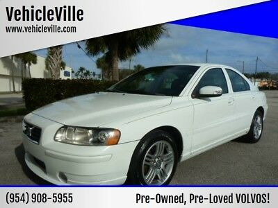 2008 Volvo S60 2.5T 4dr Sedan 2008 VOLVO S60 2.5T VERY LOW 57K MILES ABSOLUTELY STUNNING! WARRANTY!