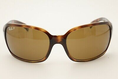071a8662e4 Ray Ban RB 4068 Sunglasses 642 57 Tortoise   Brown Polarized Lenses