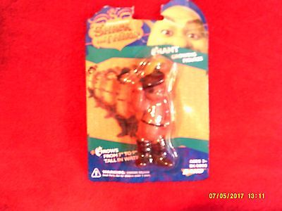 "DREAMWORKS 2007 SHREK the THIRD "" GIANT GROWING FIGURE "" PUSS IN BOOTS "" NEW"