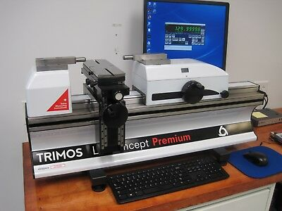"Trimos Labconcept Premium- with P.C and Attatchments (300 mm/12"")"