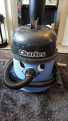 Numatic Charles Wet and Dry Vacuum Cleaner CVC 370