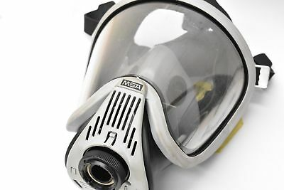 MSA Ultra Elite 10037652 Full Face Respirator, Grey