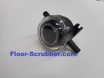 Clarke 9100000362 Filter Bowel Assembly Focus II Floor Scrubber 9097404000