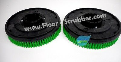 "Set of 2 Clarke 14"" Poly Brush, 11427B 28"" Focus II Mid Size Encore s/28 L/28"