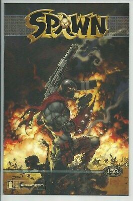SPAWN #150 First (1st) Appearance of Man of Miracles Disciple & Thamuz BEAUTY!