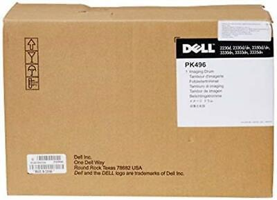 Genuine Dell Imaging Drum Kit Pk496 For 2230D 2230Dn 2330D 2350Dn 3330Dn New