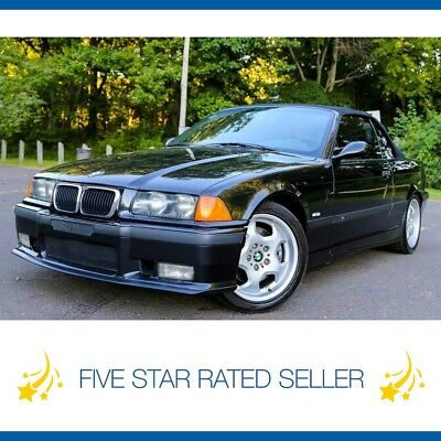 BMW M3 Convertible Super Low 45K mi Southern Car Sport M Serviced CARFAX 1998 BMW M3 Convertible Super Low 45K mi Southern Car Sport M Serviced CARFAX