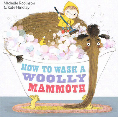 How To Wash A Woolly Mammoth