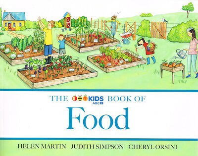 The Kids ABC Book of Food