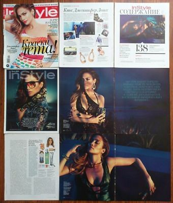JLO Jennifer Lopez - posters articles clippings lot collection