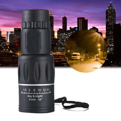 High Definition Telescope 40X60 Dual Focus Optic Lens Monocular Camera for Phone