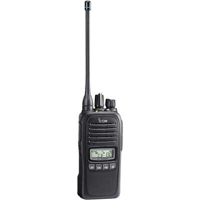 IC41PRO Ip67 80Ch UHF Hand Held Radio 5W iCom Made In Japan