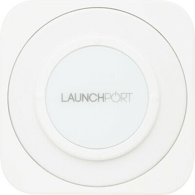 70142T IPORT Launch Port Wall Station White